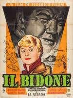 Il Bidone - Escrocii (1955) - filme online