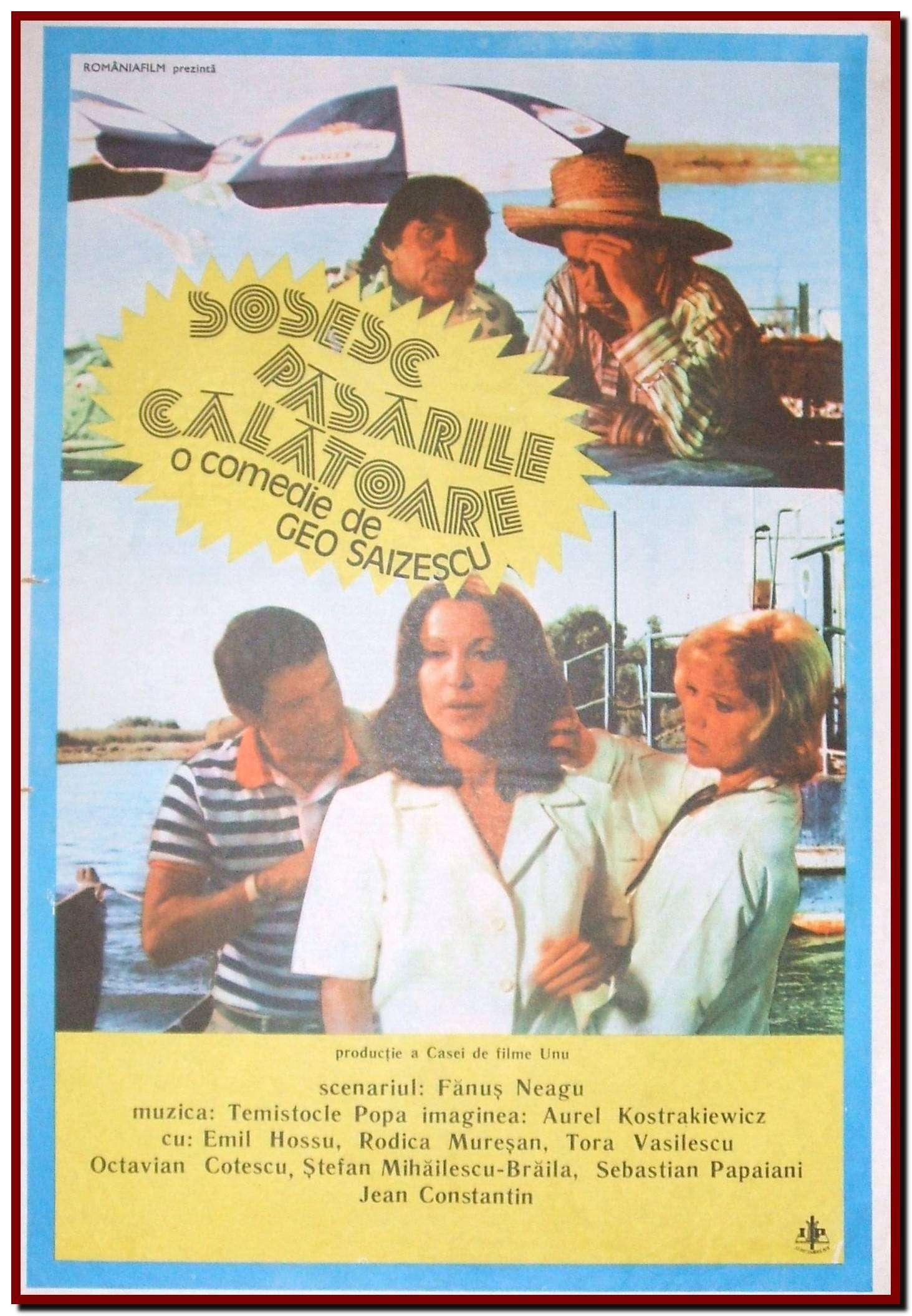 Sosesc pasarile calatoare (1984) - filme online