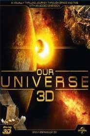 Our Universe 3D (2013) - filme online