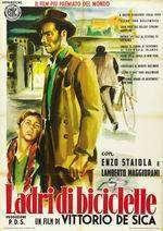 Ladri di biciclette - Hoți de biciclete (1948) - filme online