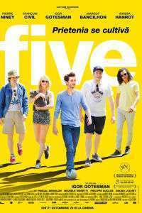 Five (2016) - filme online