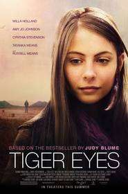 Tiger Eyes (2012) - filme online