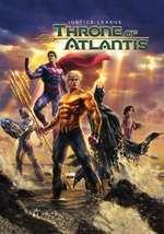 Justice League: Throne of Atlantis (2015) - filme online