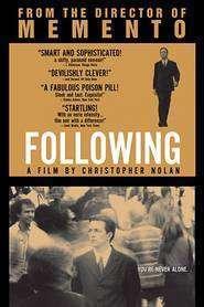 Following (1998) - filme online gratis