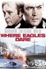 Where Eagles Dare - Acolo unde se avântă vulturii (1968) - filme online