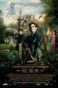 Miss Peregrine's Home for Peculiars – Copiii domnişoarei Peregrine: Între două lumi (2016) – filme online subtitrate