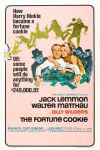 The Fortune Cookie - Prima de asigurare (1966) - filme online