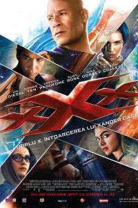 xXx: Return of Xander Cage - Triplu X: Întoarcerea lui Xander Cage (2017) - filme online