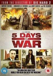 5 Days of War (2011) - filme online