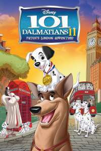 101 Dalmatians II: Patch's London Adventure - 101 Dalmațieni II (2003) - filme online