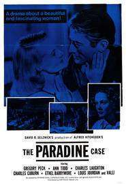 The Paradine Case (1947) - filme online