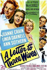 A Letter to Three Wives (1949) - filme online