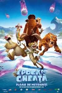 Ice Age: Collision Course – Epoca de gheaţă: Ploaie de meteoriţi (2016) – filme online