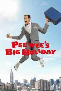 Pee-wee's Big Holiday (2016) - filme online hd