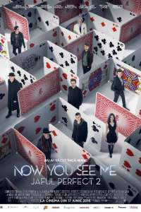 Now You See Me 2 – Now You See Me: Jaful Perfect 2 (2016) – filme online