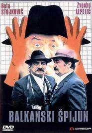 Spionul balcanic ( 1984 ) - filme online