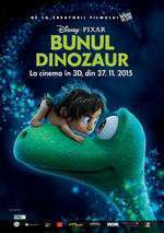 The Good Dinosaur - Bunul Dinozaur (2015) - filme online