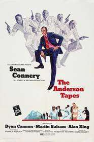 The Anderson Tapes - Benzile Anderson (1971) - filme online