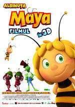Maya the Bee Movie – Albinuţa Maya. Filmul (2014) – filme online