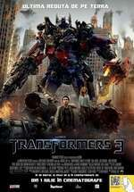 Transformers: Dark of the Moon – Transformers 3 (2011) – filme online