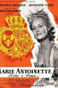 Marie-Antoinette reine de France - Maria Antoaneta, Regina Franței (1956) - filme online