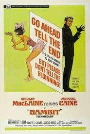Gambit (1966) - filme online gratis