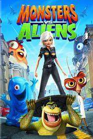 Monsters vs Aliens (2009) - filme online gratis