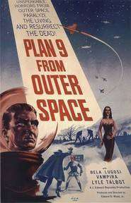 Plan 9 from Outer Space (1958) - filme online