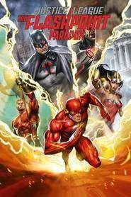 Justice League: The Flashpoint Paradox (2013) - filme online