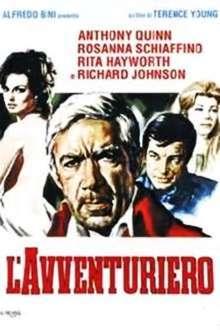 L'avventuriero (1967) - filme online