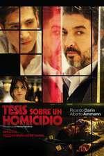 Tesis sobre un homicidio – Teoria unei crime (2013) – filme online