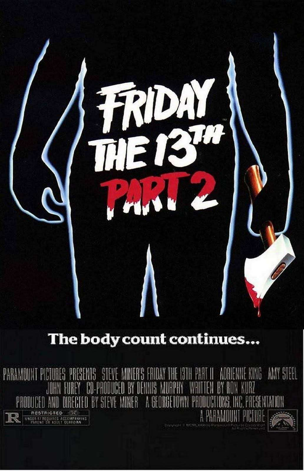 Friday the 13th Pack 2 - filme online
