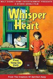 Whisper of the Heart (1995)  - filme online