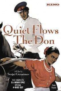Tikhiy Don - Pe Donul linistit - And Quiet Flows the Don - online (1957)