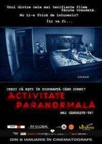Paranormal Activity - Activitate paranormală (2007)