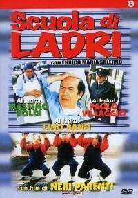 Scuola di ladri (1986) – filme online subtitrate in limba romana