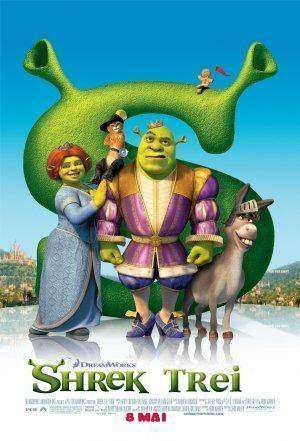 Shrek The Third 2007 dublat romana