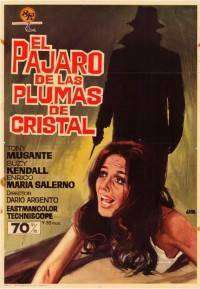 L'uccello dalle piume di cristallo (1970) – filme online