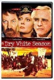 A Dry White Season (1989) - filme online