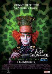 Alice in Wonderland – Alice în Ţara Minunilor (2010) – filme online