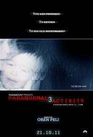 Paranormal Activity 3 (2011) - filme online gratis