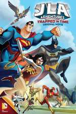JLA Adventures: Trapped in Time (2014) - filme online