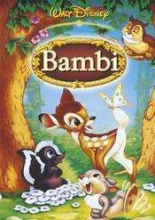 Bambi (1942) - Filme online subtitrate