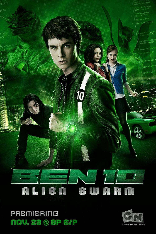 Ben 10: Alien Swarm (2009) - Filme online gratis subtitrate in romana