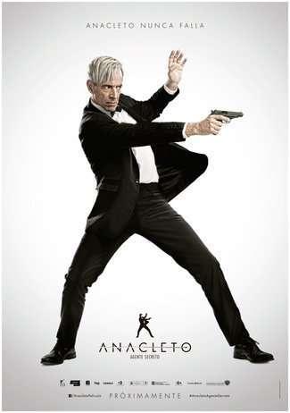 Anacleto: Agente secreto - Spy Time (2015) - filme online