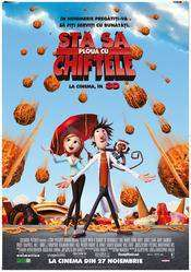 Cloudy with a Chance of Meatballs (2009) – Filme online gratis subtitrate in romana