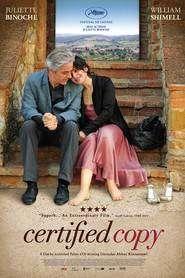 Certified Copy (2010) - filme online gratis
