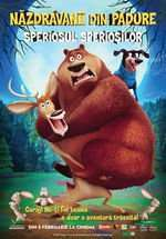 Open Season: Scared Silly - Năzdrăvanii din pădure. Speriosul sperioșilor (2015) - filme online hd