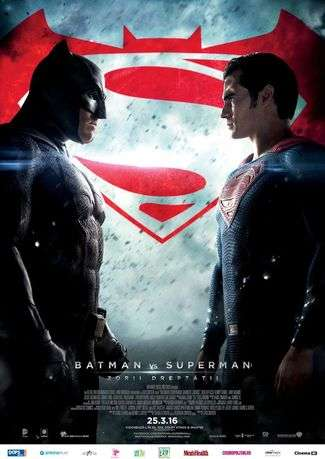 Batman V Superman: Dawn of Justice - Batman vs. Superman: Zorii dreptății (2016) - filme online