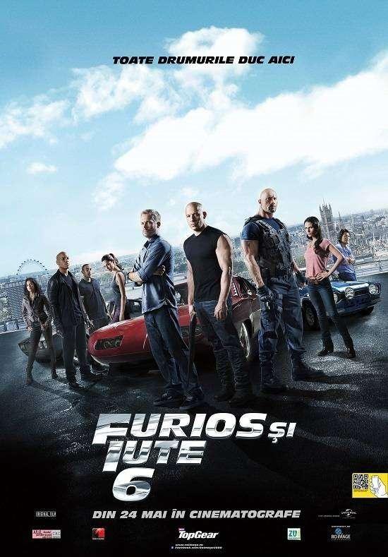Furios şi iute 6 (2013) - filme online